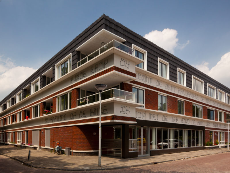 2e Jeugd Nicolaasbeets Leiden