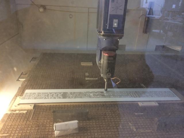 2016 — Rozen en beton — Foto 02/21 — Productie